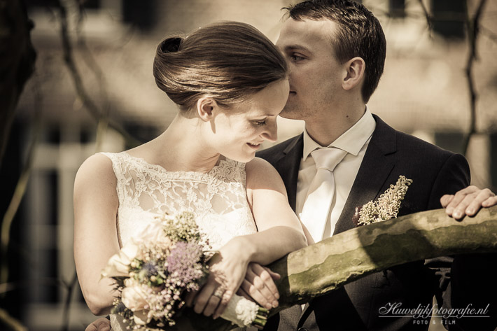 Huwelijk Romantisch of Romantische Foto's Coevorden, Oranje, Smilde