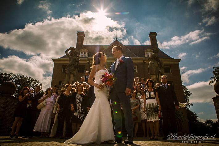 Huwelijkfotografie Unieke Scherp Geprijsde Combinatie Van